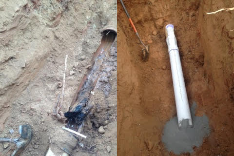 Sewer Repair - Complete - Residential